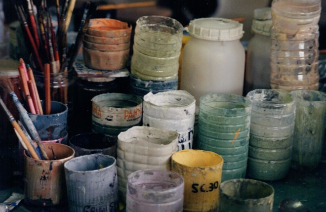 Ceramic Paints (2)