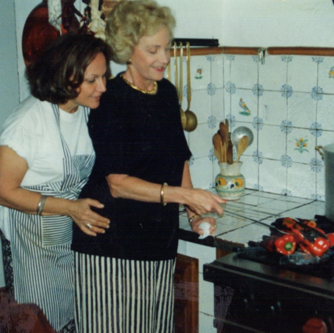 Barbara they are suppose to burn, then you peal it off