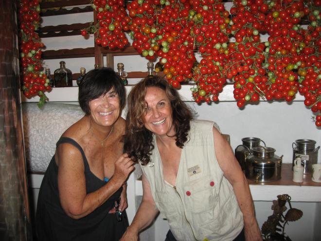 Ialians love those tomatoes